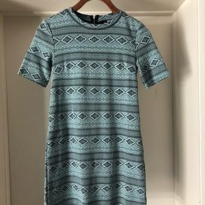 Forever 21 bodycon/knit/T-shirt dress